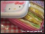 환상궁합 샌드위치★★
