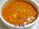 달콤한 보양 호박죽