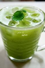 여름건강음료 - 시원한 콩쥬스
