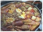 [가래떡달걀활용]모듬떡볶이