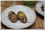 * 나물주먹밥 구이