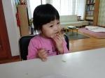 아이와 재밌는 만두 만들기