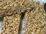 고소하고 맛있게 만들어진 쌀강정
