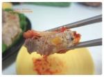 마늘수육&배추김치