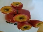 주방도구  사과